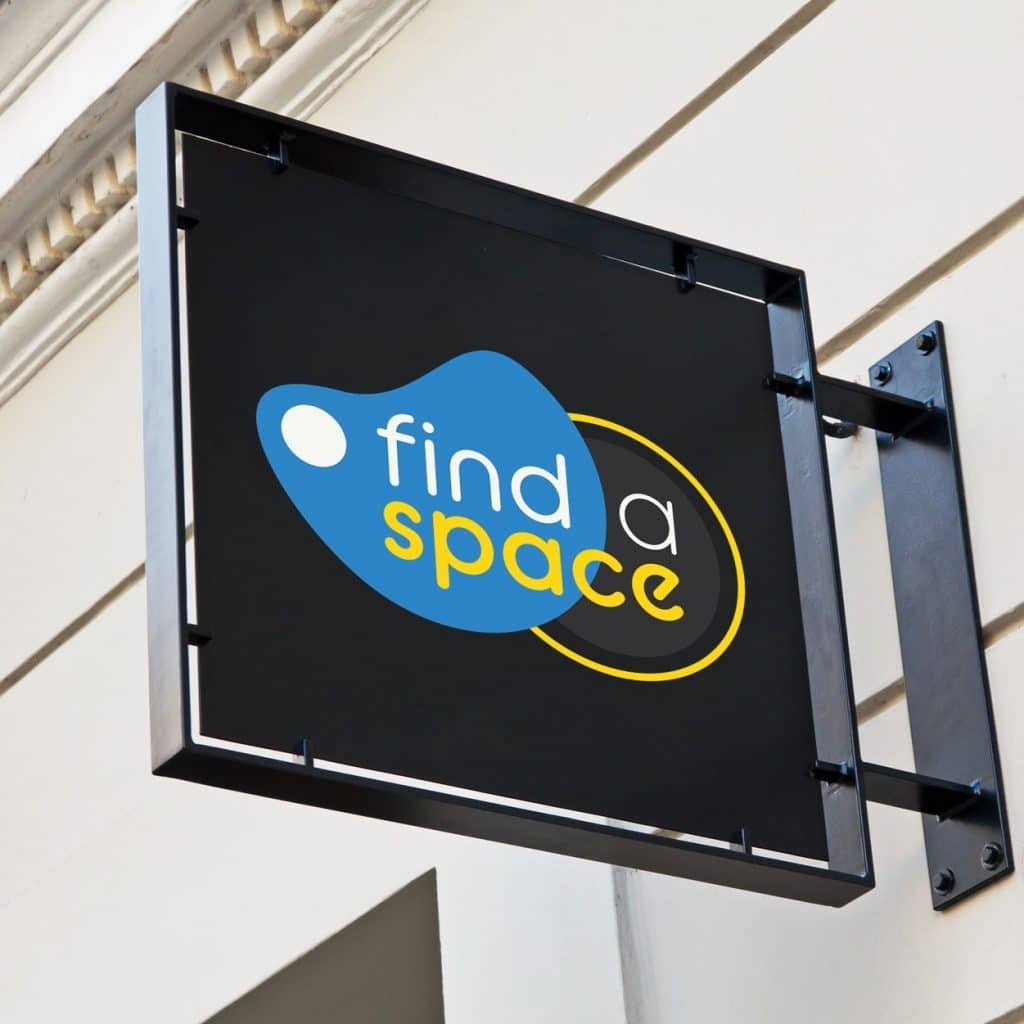 Find a Space Project Logo