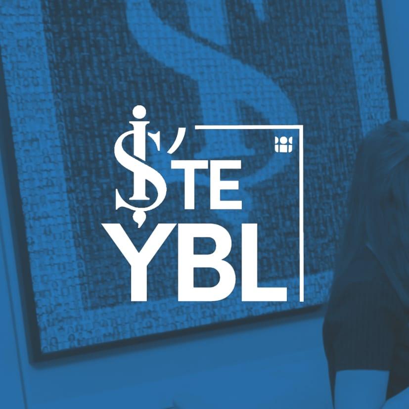 Turkish Isbank İŞ'te YBL Youth Program Branding